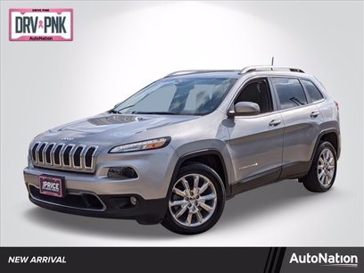 Photo Used 2016 Jeep Cherokee FWD Limited for sale