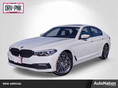 Photo Used 2017 BMW 530i  for sale