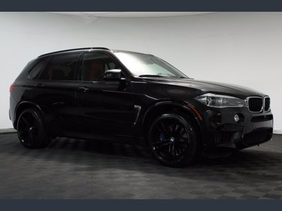 Photo Used 2017 BMW X5 M  for sale