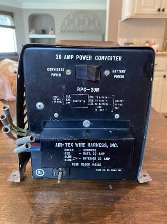 Photo Vintage Air-Tex Wire Harness RPC-20M 20 Amp Power Converter - $25 (Sugar Land)