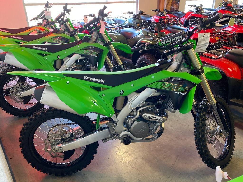 Photo 2020 Kawasaki KX 250 $7799