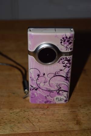 Photo flip video mino - $10 (houston)