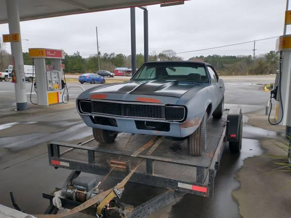 Photo 1967 Camaro - $14,500 (Trussville)