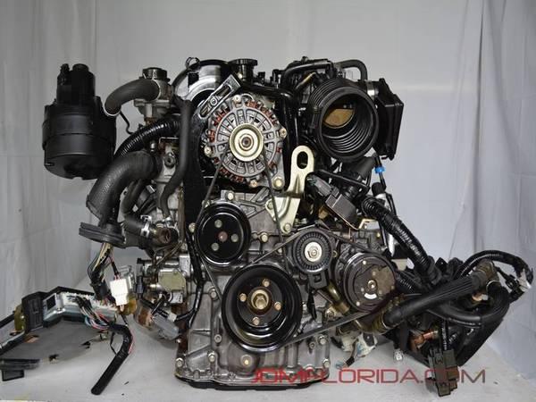 Photo 2004 - 2008 JDM MAZDA RX-8 ENGINE 6 SPEED TRANSMISSION 6 PORT RO - $1,599 (JDM FLORIDA)