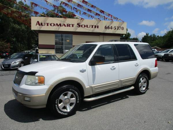Photo 2006 Ford Expedition Kings Ranch Edition - $4980 (Alabaster, Al)