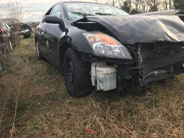 Photo 2007 Nissan Altima (Wrecked) Parting Out (Millbrook)