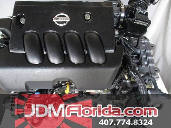 Photo 2007 - 2012 JDM NISSAN SENTRA 2.0L ENGINE 4 CYLINDER 2011 2010 2009 - $499 (JDM FLORIDA)