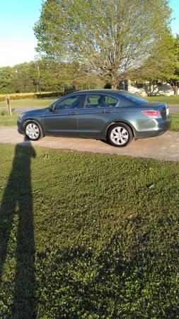 Photo 2008 Honda Accord EX-L - $5,500 (Blountsville, AL)