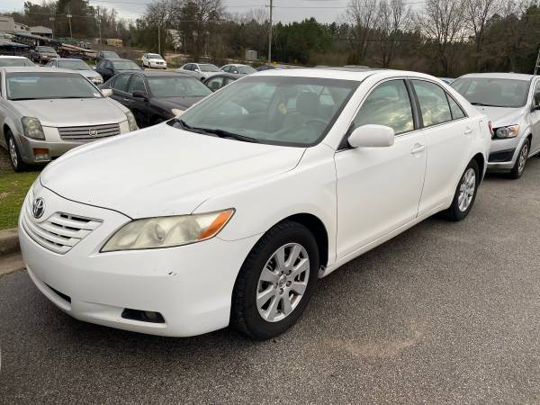 Photo 2008 TOYOTA CAMRY XLE V6 POWER MOONROOF LEATHER ALLOY WHEELS AC $2950 - $2950 (ALABASTER, AL 205-901-0151)