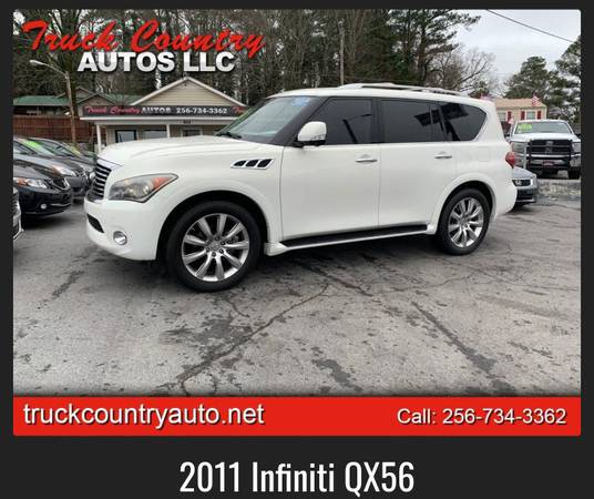 Photo 2011 INFINITY QX56 PREMIUM (Cullman)