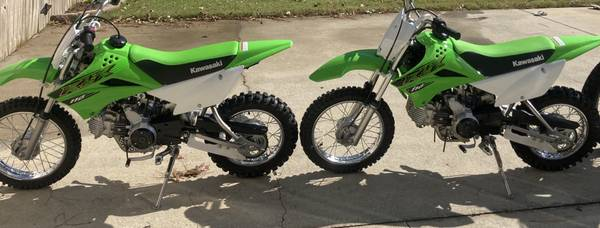 Photo 2020 Kawasaki KLX 110 Dirtbike - $2,250 (Columbiana)