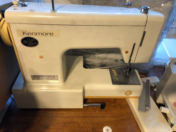Photo 2 sewing machines Brother  Kenmore - $50 (Trussville)