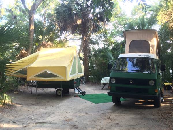 Photo Appleby Tent Trailer - $1000 (Birmingham)