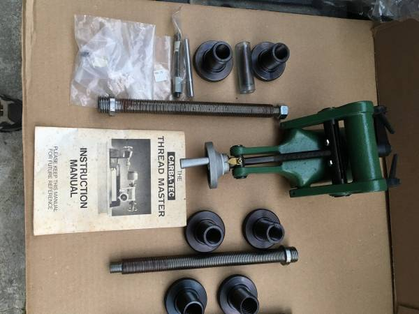 Photo Carba-Tec wood lathe treading tool - $100 (Trussville)