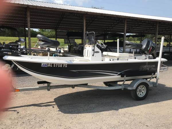 Photo Carolina Skiff, Fishing, Bass Boat, Bay Boat, Pontoon, Center Console - $12,500 (Cropwell)