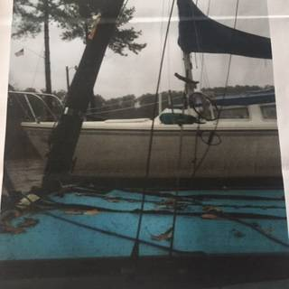 Photo Catalina 22 Sailboat  Trailer - $5,000 (VincentLake Logan Martin)