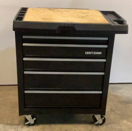 Photo Craftsman Rolling Toolbox 706.594960 (Chattanooga)
