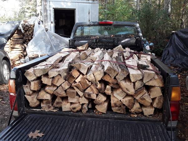 Photo Firewood for sale cash only - $110 (Sterrett)