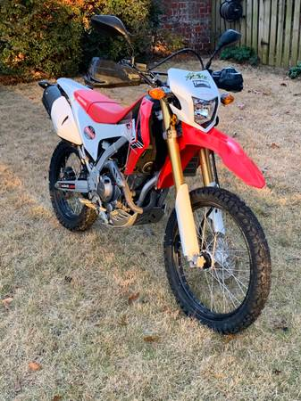 Photo Honda CRF 250L - $4,200 (Homewood)