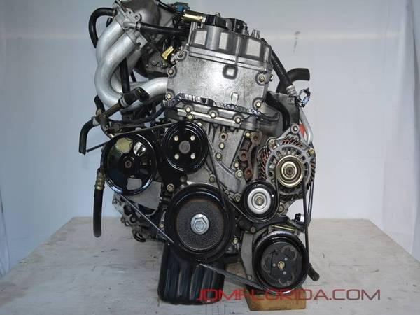 Photo JDM 2000 - 2006 NISSAN SENTRA 1.8L DOHC NON VVT ENGINE ONLY - $399 (JDM FLORIDA)