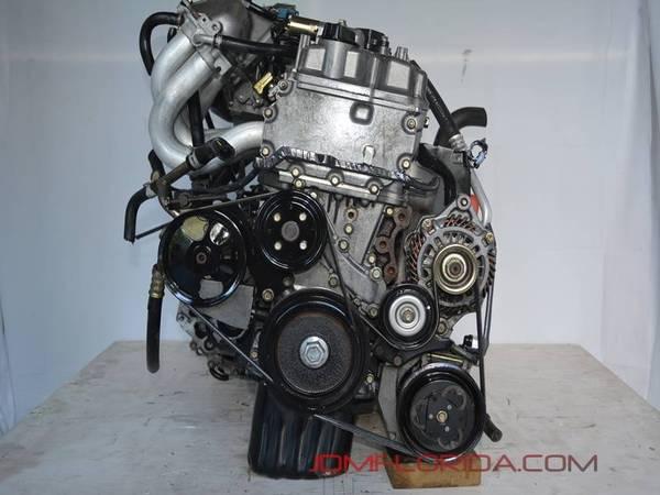 Photo JDM 2000 - 2006 NISSAN SENTRA 1.8L DOHC NON VVT ENGINE ONLY - $499 (JDM FLORIDA)