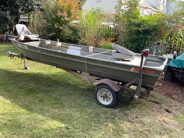 Photo Jon Boat 14 ft. - $700 (Vestavia)