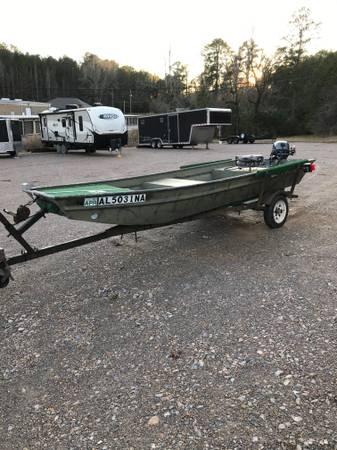 Photo Jon Boat 14ft. PolarCraft for Sale - $3,500 (Mountain Brook)