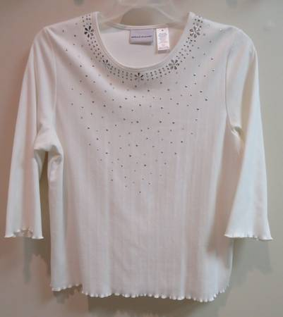 Photo Ladies Top  blous Alfred Dunner Brand - $10 (Trussville)