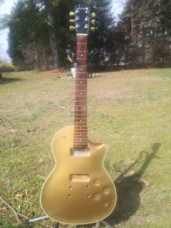 Photo Larrivee USA rs4 LES PAUL easy project lightweight
