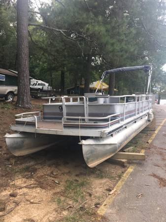Photo Used pontoon for sale - $3,000 (Birmingham)