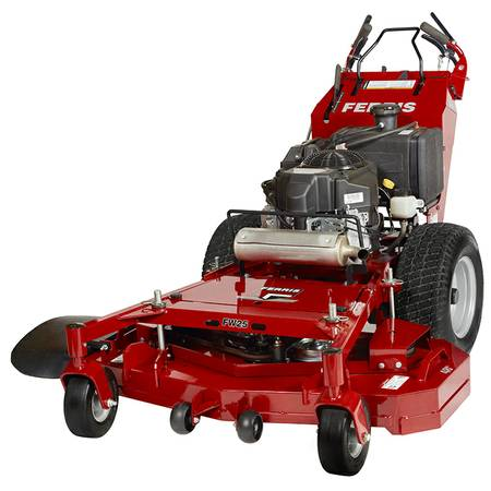 Photo WINTER SALE...PRO SW25  Ferris FW35 hydro walk behind mowers (Marietta)