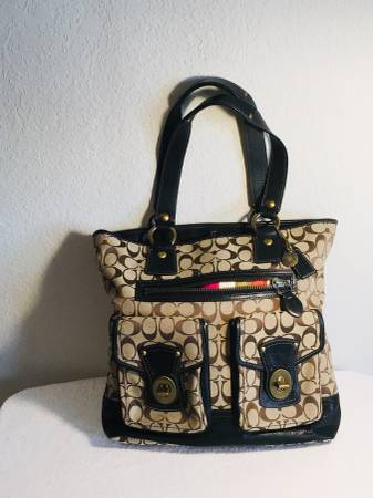 Photo Womens Coach Bags - $75 (Local only)