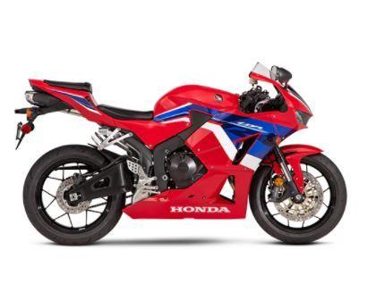 Photo 2021 Honda CBR600RR TRICOLOR $11899