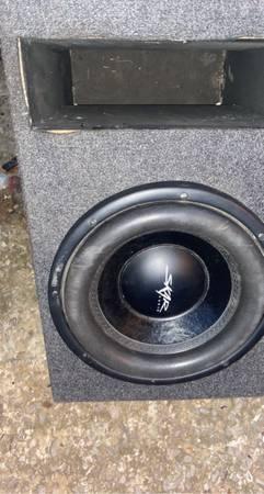 Photo skar audio - $300 (Moody)