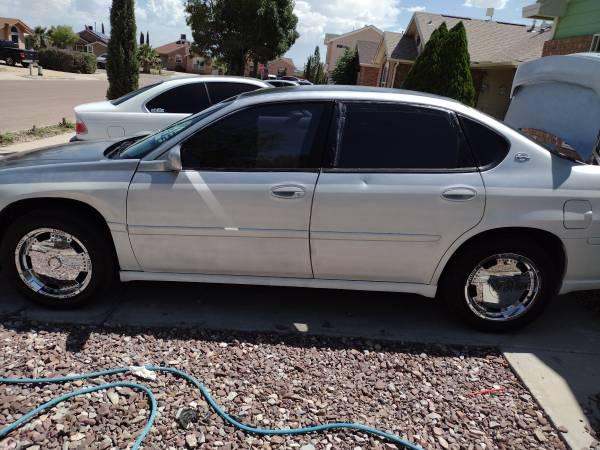 Photo 2002 Chevy Impala LS - $3,000 (Socorro)