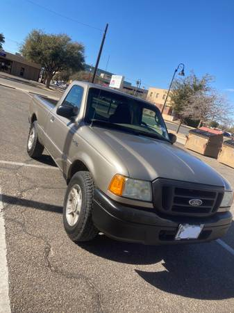 Photo 2004 ford Ranger - $4,500 (Odessa Tx)