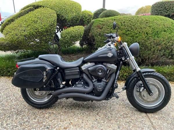 Photo 2012 Harley-Davidson Dyna Fat Bob FXDF - $8,900 (Harley-Davidson Dyna Fat Bob)