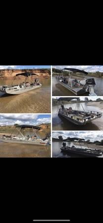 Photo 2013 Blazer Jet Boat - $7,000 (Mertzon, Tx)