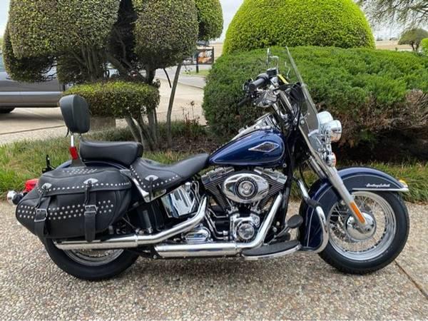Photo 2013 Harley-Davidson Heritage Softail Classic FLSTC - $12,751 (Harley-Davidson Heritage Softail Classic)