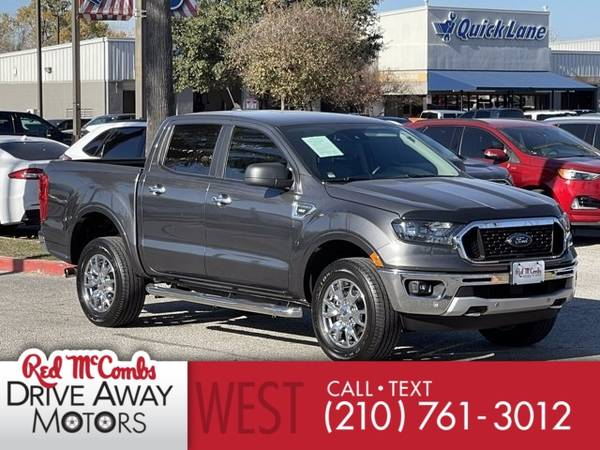 Photo 2019 Ford Ranger XLT - $30,788