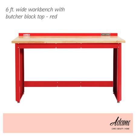 Photo Craftsman tool table - $125 (El Paso)
