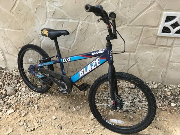 Photo GT Dyno NFX 20quot bmx bike old school - $100 (Spring Branch)