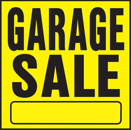 Photo Garage Sale- SAT 1172020 (San Antonio)