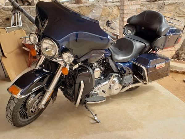 Photo Harley Davidson Ultra Classic 2013 - $19,000 (El Paso)