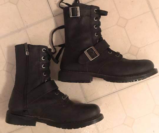 Photo Mens Harley Davidson Boots - $55 (Central)