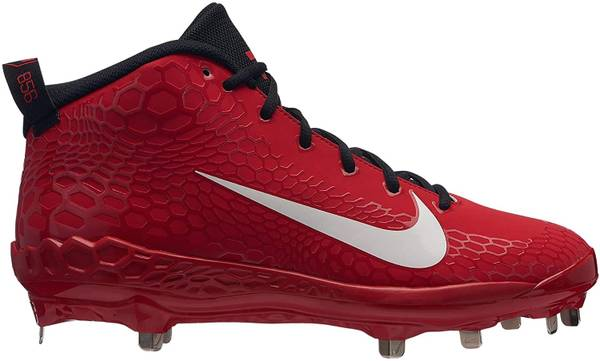 Photo New SIZE 11 Nike Force Zoom Trout 5 Pro Mens Baseball Cleats RED - $20 (Seguin tx)