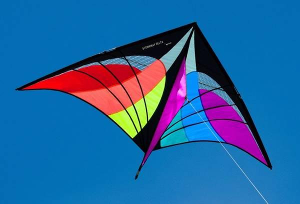 Photo NicE PRISM Technology DELTA Single-line Fly Kite SPECTRUM Pro LIKE NEW - $45 (San Antonio  Northwest  Far West Side  Seaworld)