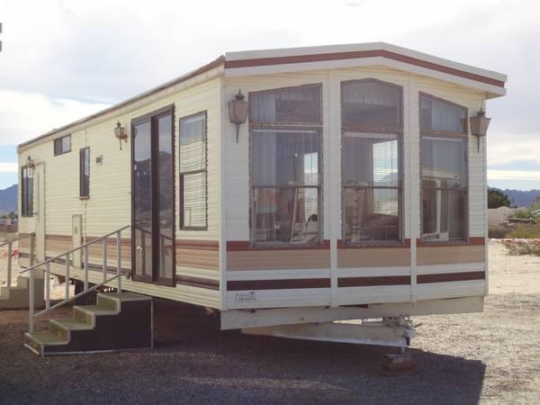 Photo Park Model Mobile Home Tiny Home Cabin Tiny House READY TO BE MOVED - $25,950 (Yuma Arizona)