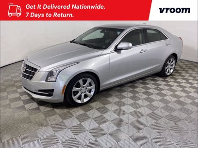 Photo Used 2016 Cadillac ATS Luxury for sale