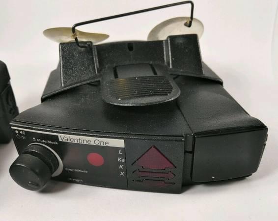 Photo Valentine One Radar - $280 (SeaWorld, Tx)